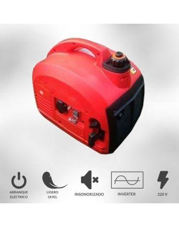 Generador eléctrico Inverter 1800w | 2 TIEMPOS