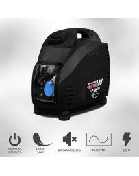 Generador 1500W inverter Profesional | 4 TIEMPOS