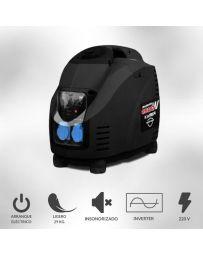Generador 2500W inverter Profesional | 4 TIEMPOS