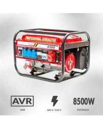 Generador eléctrico gasolina 6500-8500W | Trifásico
