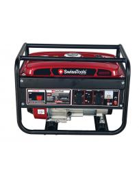 Generador Eléctrico 4000W Swiss Tools Automatic Generador Gasolina