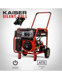 Generador eléctrico 6500W Kaiser Bull    Monofásico