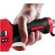 Desbrozadora de bateria litio 56V potente y manejable con accesorios -GREENCUT