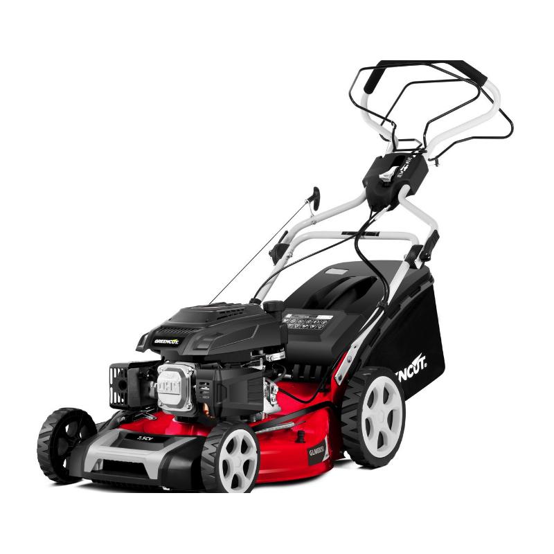 Cortac sped con motor a gasolina ohv de 7 5 cv y ancho de - Cortacesped de gasolina ...
