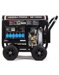 Generador eléctrico trifásico diésel 6000W