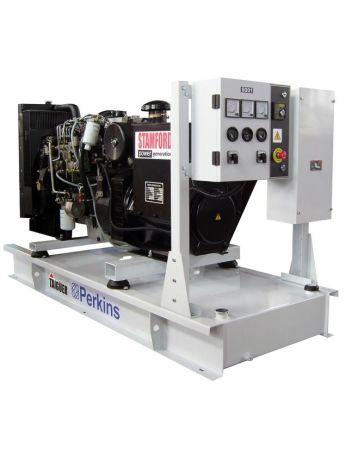 Grupo Electrogeno 80KW Insonorizado motor Cummins y alternador Stamford