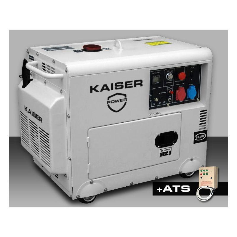 Generador electrico diesel industriales grupos caroldoey - Generador electrico a gas butano ...
