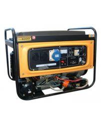 Generador Kipor de gas 5 kVA