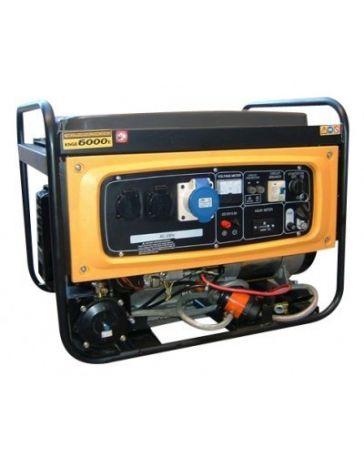 Generador Kipor de gas trifásico 5,5 kVA