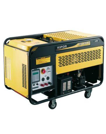 Generador Kipor diesel 11500w trifásico