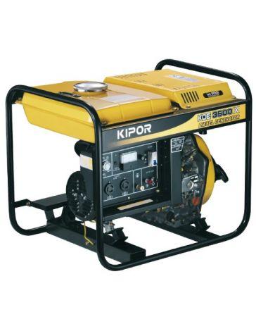 Generador Kipor diesel 3200w monofásico