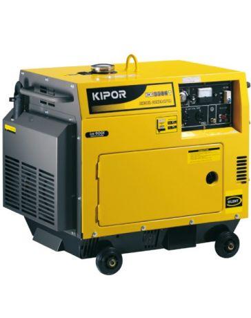 Generador Kipor Diesel 5000w