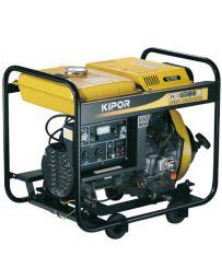 Generador Kipor diesel 9500w monofásico