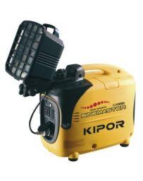 Generador Kipor inverter gasolina 1000w con foco