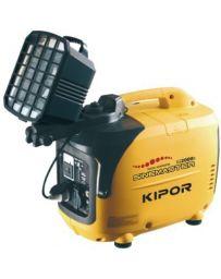 Generador Kipor inverter gasolina 2000w con foco