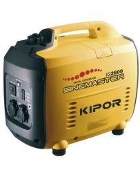 Generador Kipor inverter gasolina 2600w