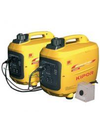 Generador Kipor inverter gasolina 4000w | Generadores electricos