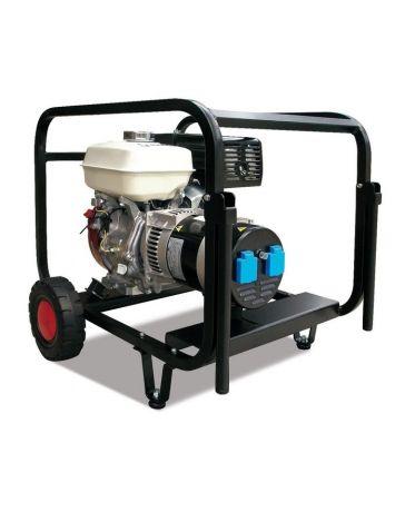 Generador Kohler gasolina de 7,5kva trifásico