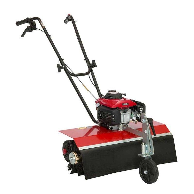 Barredora para el cuidado del cesped honda 49 cc barredora - Cuidados cesped artificial ...