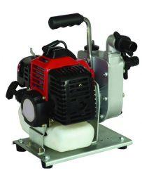 Motobomba de agua a gasolina 2 tiempos 10000 l/h 33cc.