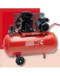 Compresor bicilindrico 3 hp 100 lts (snc - 10035 m)  | compresor de aire
