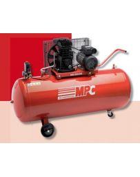 Compresor bicilíndrico de 3 HP y 200 litros