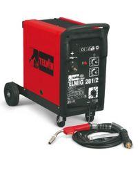 Soldadura Inverter de hilo  (mig - mag) con gas | Soldadoras eléctricas inverter