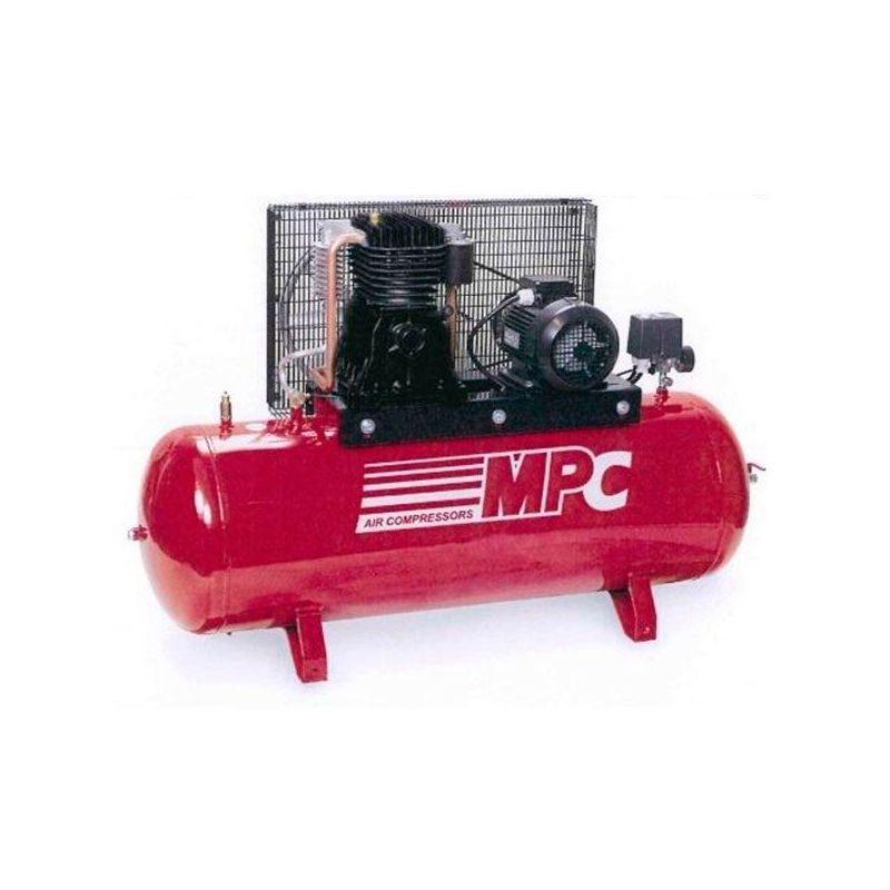 Venta de compresor bicil ndrico 5 5 hp 270lts hierro - Compresor de aire baratos ...