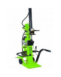 Astilladora de troncos hidráulica vertical Zipper HS18EZ de 5,1 KW