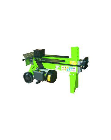 Astilladora de troncos horizontal Zipper HS4 de 1,5KW