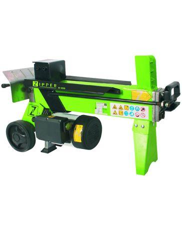Astilladora de troncos horizontal Zipper HS5 de 1,5KW