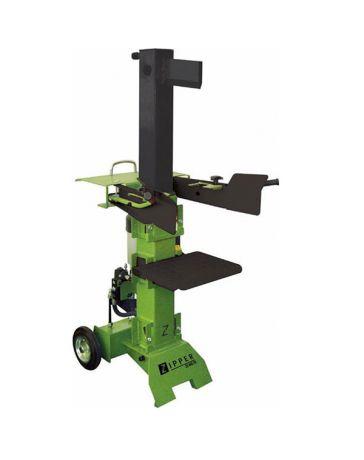 Astilladora de troncos vertical Zipper HS7H de 3KW