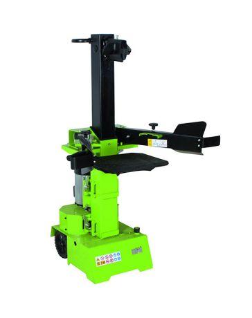 Astilladora de troncos vertical Zipper HS8 de 3,5KW