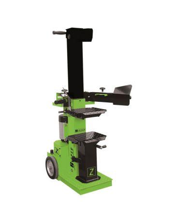 Astilladora de troncos vertical Zipper HS10T de 3,3KW