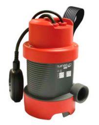 Bomba eléctrica de 200W y 6600 litros por hora