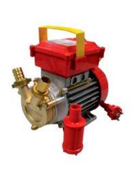 Bomba electrica autoaspirante para trasiego bidireccional con caudal de 6000 (l/h)   bomba agua