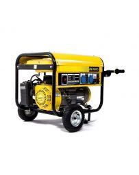 Generador Gasolina 3500W  Monofásico Arranque Manual