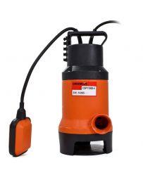 Bomba sumergible para aguas sucias de 1.100W
