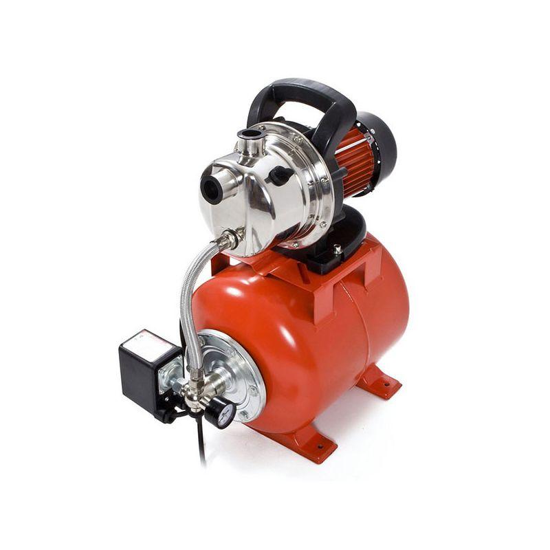 Bomba de agua sumergible de presi n con motor de for Motor de presion de agua