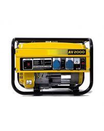 Generador eléctrico de gasolina 2200w 5,5 cv.