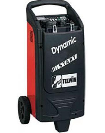 Cargador y arrancador de baterías telwin   cargador
