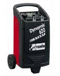 Cargador y arrancador de bateriáas telwin 2/10 kw | cargador