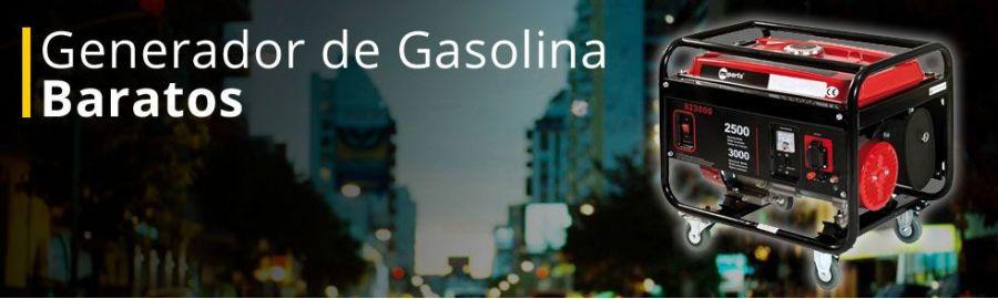 Comprar generadores de gasolina baratos for Generador gasolina barato