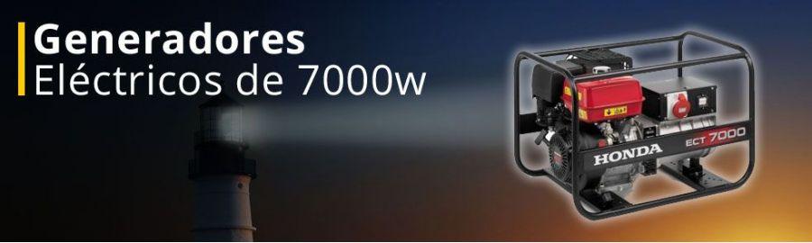 Generadores el ctricos de 7000w baratos ocasi n octubre 2017 - Generadores electricos de gasolina ...
